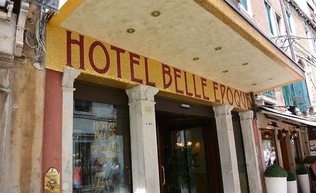 HOTEL BELLE EPOQUE, VENEDIG ***